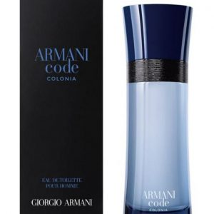 ARMANI CODE Colonia men  75ml edT