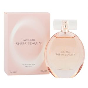 CALVIN KLEIN SHEER BEAUTY lady 100ml edT
