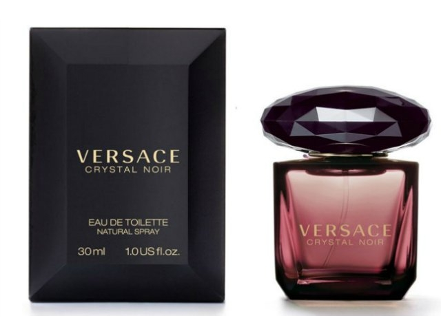 VERSACE CRYSTAL NOIR lady  90ml edT