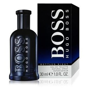 BOSS BOTTLED Night men  100ml edT