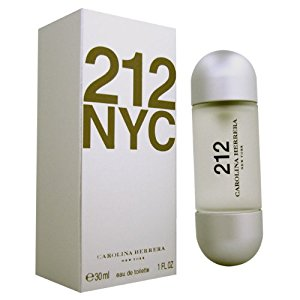 CAROLINA HERRERA 212 lady  30ml edT