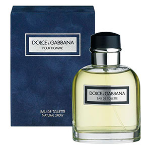 DOLCE & GABBANA men  75ml edT