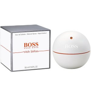BOSS IN MOTION  White Edition men 40ml edT