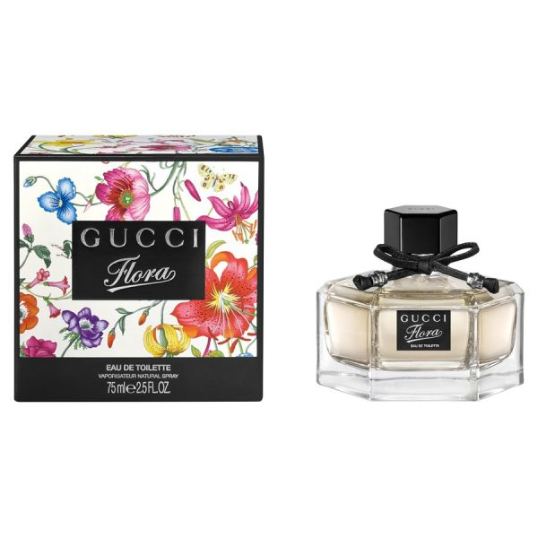 GUCCI FLORA lady  50ml edT