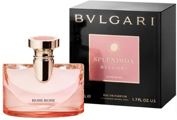 BVLGARI SPLENDIDA Rose Rose lady 50ml edp NEW
