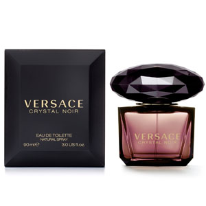 VERSACE CRYSTAL NOIR lady  50ml edP