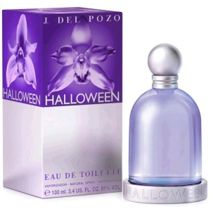 J.DEL POZO HALLOWEEN  lady 50ml edT