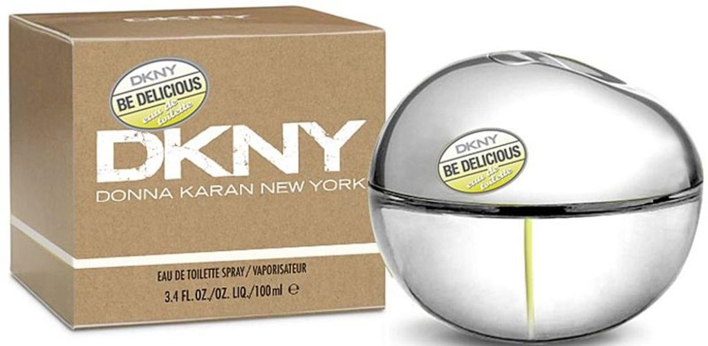 DONNA KARAN DKNY Be Delicious lady  100ml edT
