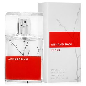 ARMAND BASI IN RED lady  50ml edT