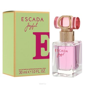 ESCADA Joyful lady  100ml edP