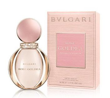 BVLGARI Rose Goldea lady  25ml edp The Jewel Charms Collection