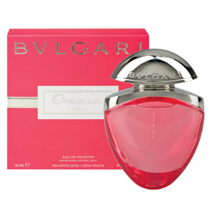 BVLGARI OMNIA CORAL lady 25ml edT  The Jewel Charms Collection