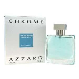 LORIS AZZARO CHROME men  50ml edT