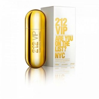 CAROLINA HERRERA 212 VIP lady  30ml edP