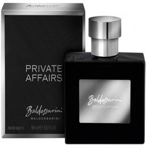 BALDESSARINI PRIVATE AFFAIRS men 90ml edT