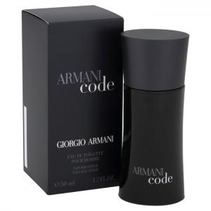 ARMANI CODE men  50ml edT