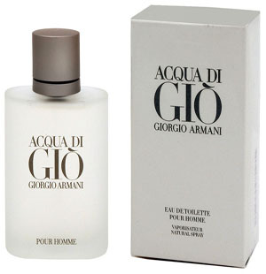 ARMANI ACQUA  DI GIO  men 100ml edT