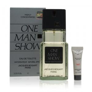 JACQUES BOGART ONE MAN SHOW men 100ml edT с кремом