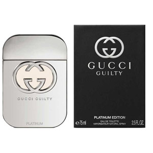 GUCCI GUILTY Platinum lady 50ml edT