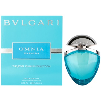 BVLGARI OMNIA Paraiba lady 25ml edT The Jewel Charms Collection