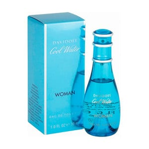 DAVIDOFF COOL WATER lady  30ml edT